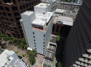 Project 9s office inspections in Honolulu