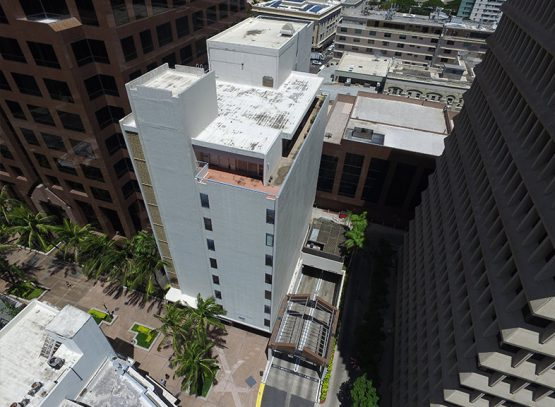 Project 9s office inspections in Honolulu