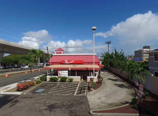 Fast food chain inspection