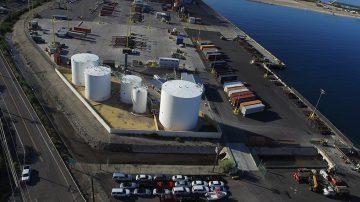 Petroleum site inspection